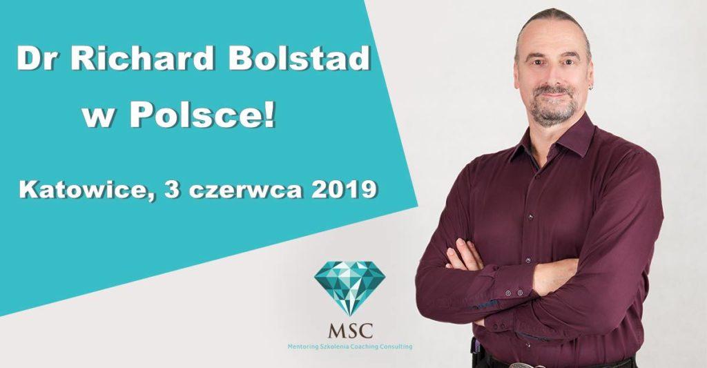 Spotkanie z Richardem Bolstadem